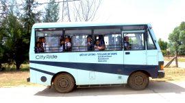 School Bus Batticoloa Sri Lanka