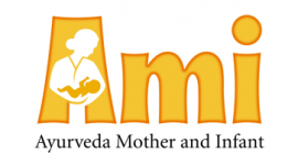 Ayurveda Mother and Infant Logo