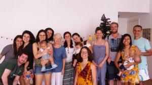 Team course participants