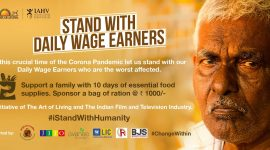 I Stand with Daily Wage Earners